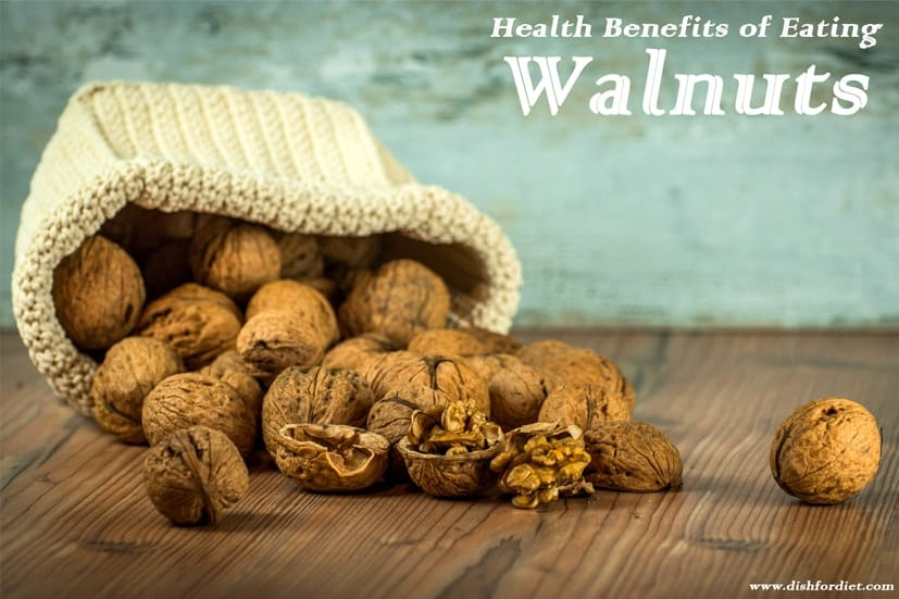 Benefits of Eating Walnuts