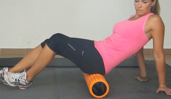 Glutes Roll Exercise