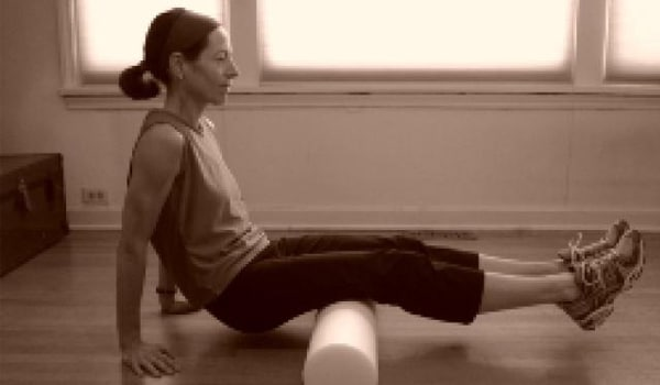 The Hamstring Roll Exercise