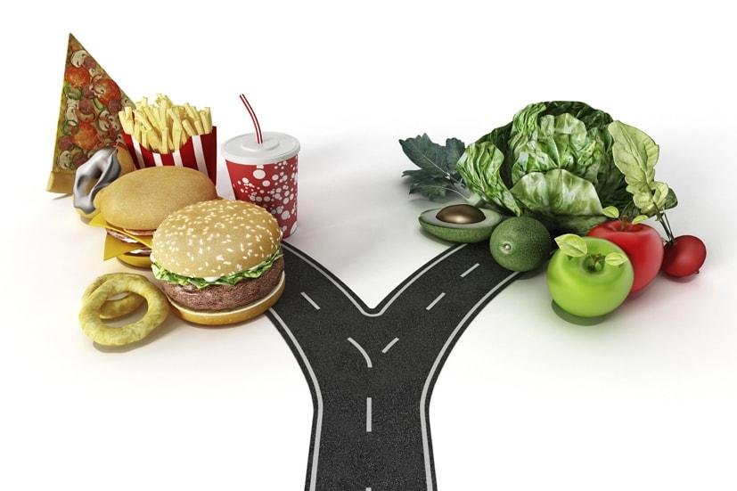 Healthy Food Fail