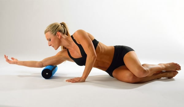 Lats Roll Exercise