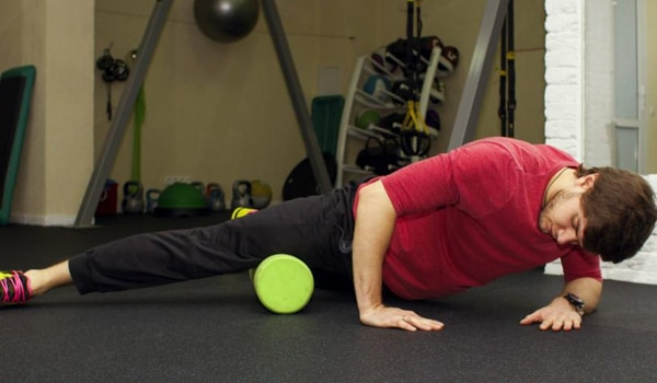 The Groin Roll Exercise