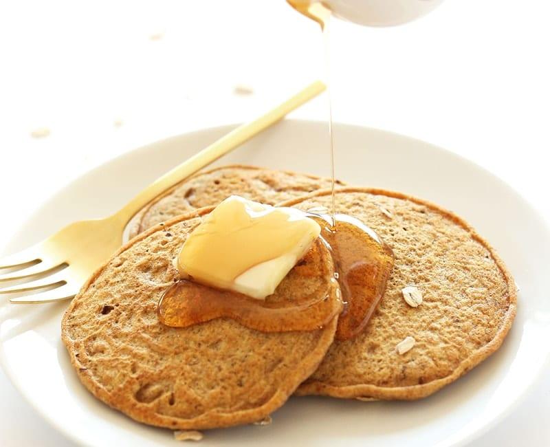 Super Seed Spelt Pancake