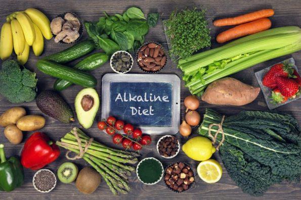Alkaline Diet Foods to Eat and Avoid