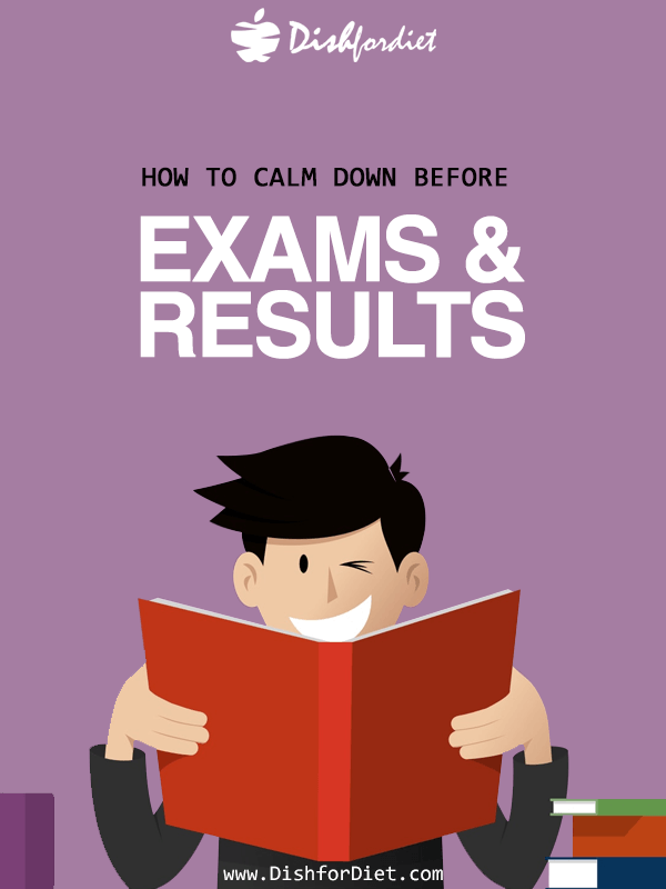 How to Calm Yourself Before Exams Results