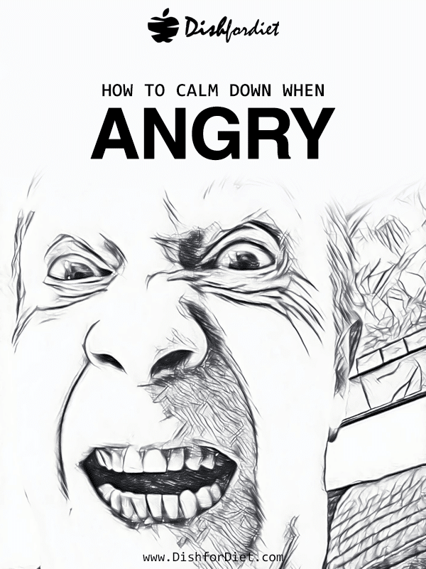 How to Calm Yourself When Angry