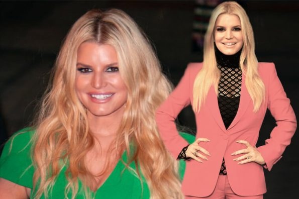 How did Jessica Simpson Lose Weight